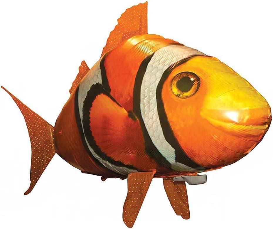 JOSE9A® - Moscas de tiburón o pez de Payaso a Distancia a través de la habitación