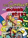 Les Simpson, Tome 2 : Du Homer pour les fêtes  par Groening