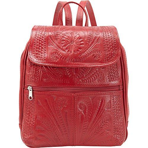 Ropin West Backpack Handbag (Natural)