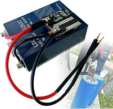 ILS – Mini batería soldadora de puntos 18650 batería caja ...