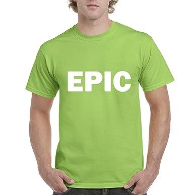 06fb0f98f6eb EPIC Most Popular Graphic Tees Mens T-shirt Tee (Medium)  Amazon.co.uk   Clothing