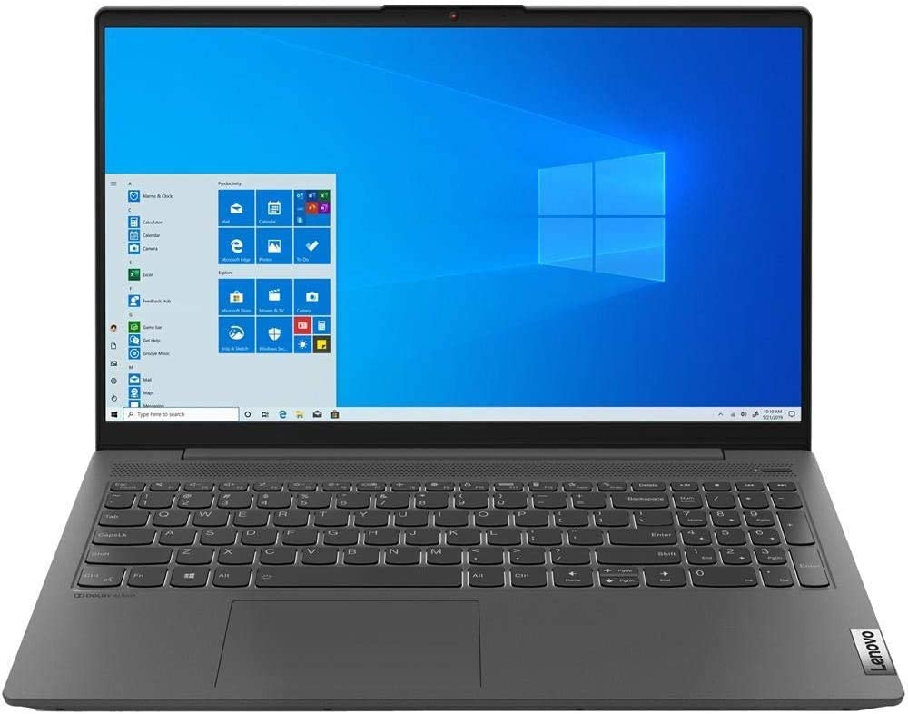 "Lenovo IdeaPad 5 Laptop: 10th Gen Core i5-1035G1, 16GB RAM, 1TB SSD, 15.6"" Full HD IPS Touchscreen"