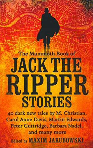 book cover of The Mammoth Book of Jack the Ripper Stories