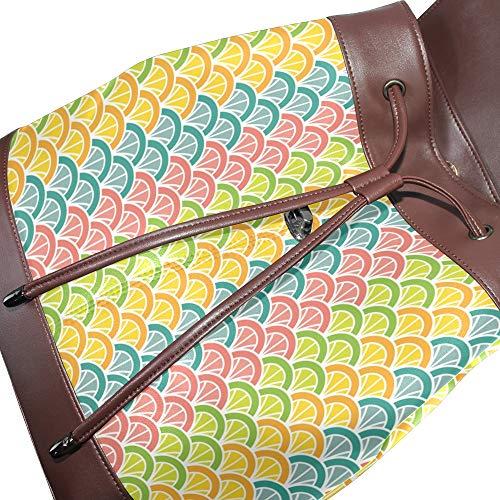 pour au femme main multicolore porté à unique DragonSwordlinsu Taille dos Sac nwHqggYI