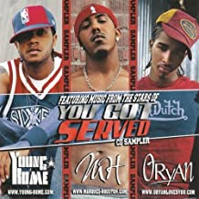You Got Served - CD Sampler by Young Rome, Marques Houston, Oryan (2004-04-04)