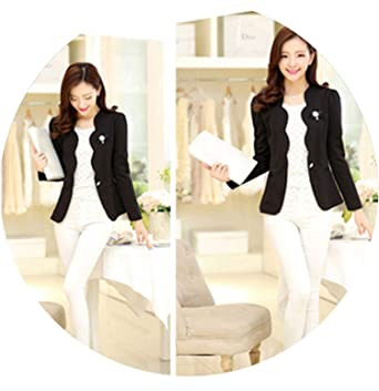 Jackets Women Office Work Wear Clothes Casual Women Spring ...