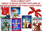 Ultimate Christmas Giftset 10-Film Collection - Home Alone 1,2,3,4 & 5 / Dr. Seuss' How the Grinch Stole Christmas / Christmas Vacation / Elf / Miracle on 34th Street / Jingle All The Way