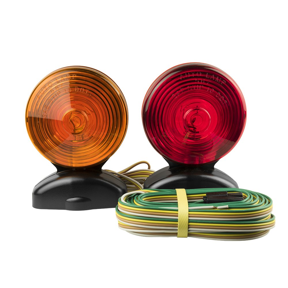 Blazer C6304 FCC Approved Wireless LED Towing Light Kit 1 Pair