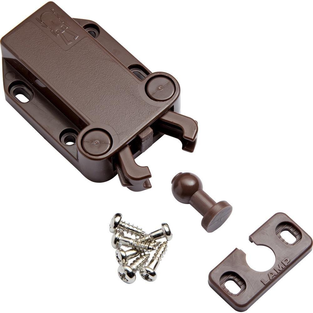 2/–3//20,3/cm lang insgesamt SAFE Push Touch Verriegelung wei/ß Standard