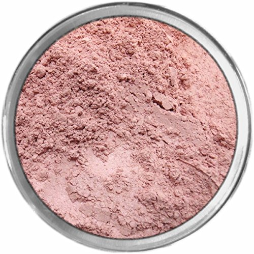 Tender Kiss Loose Powder Mineral Shimmer Multi Use Eyes Face Color Makeup Bare Earth Pigment Minerals Make Up Cosmetics By MAD Minerals Cruelty Free - 10 Gram Sized Sifter Jar (Shimmer Colors 10g Powder)