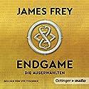 Endgame: Die Auserwählten Audiobook by James Frey Narrated by Uve Teschner