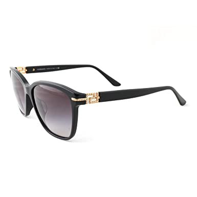 00c293709eb81 Amazon.com  Versace Women s VE4290BA Sunglasses 57mm  Clothing
