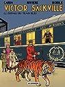 Victor Sackville, tome 21 : Le disparu du Train Bleu  par Borile