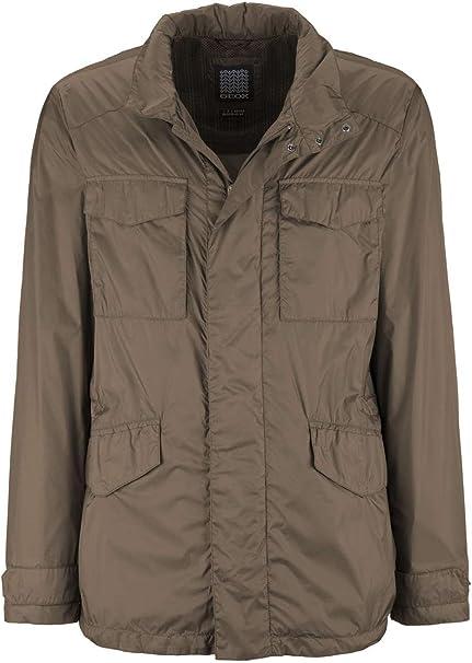 Geox Man Jacket Cappotto Uomo