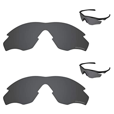 b762aed1569 Image Unavailable. Image not available for. Color  Tintart Performance  Replacement Lenses for Oakley M2 Frame Polarized Etched ...