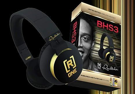 Amazon.com: Ronaldinho R-ONE Auriculares Bluetooth (BSH3 ...