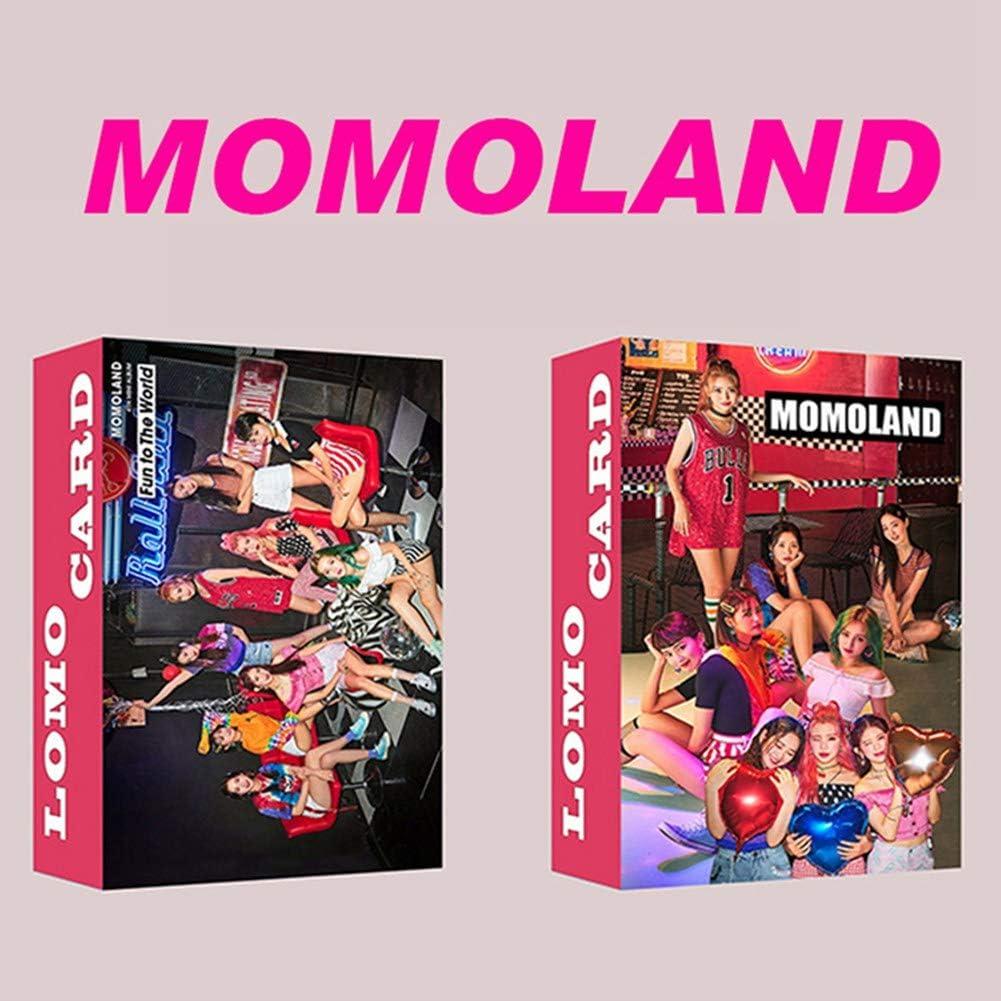 Lomo Card Photocards 30 St/ück//Set Photo Card w/ählen Sie Typ Exo-01 Zhenzhiao Kpop EXO NCT Twice Ikon Ateez Momoland Red Velvet Seventeen Mini Photo Card Poster