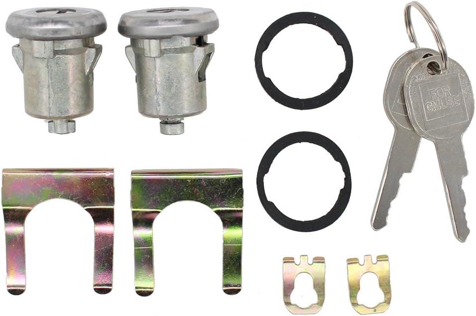 New Ignition Lock Cylinder for Chevy Van Suburban Chevrolet Impala Corvette K10