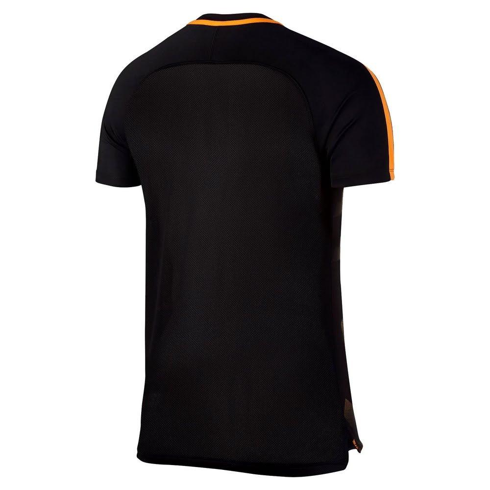 41c157a3e6c Amazon.com   Nike Dry AS Roma Squad Football Top  Black    Sports   Outdoors