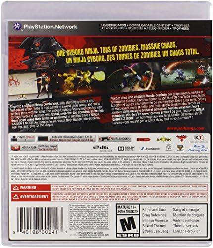 Amazon.com: Yaiba: Ninja Gaiden Z: playstation 3: Video Games