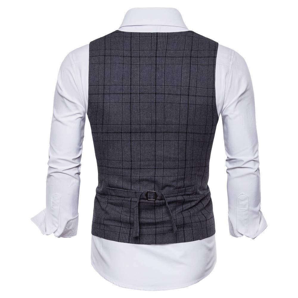 Zweireiher Jacket Outwear Warme Lange Schwarz TWBB Herren m8NwOn0v