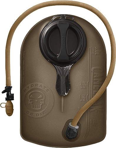 CamelBak – Mil Spec Crux 100 oz 3.0L Short Accessory Reservoir 2023001003 , Brown