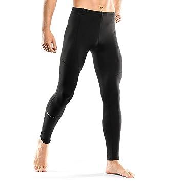 INBIKE Pantalons sous Pantalon Polaire Homme Hiver Legging Pantalons de Compression  Élastique Fitness Courir Cyclisme Confort 46c097389e0