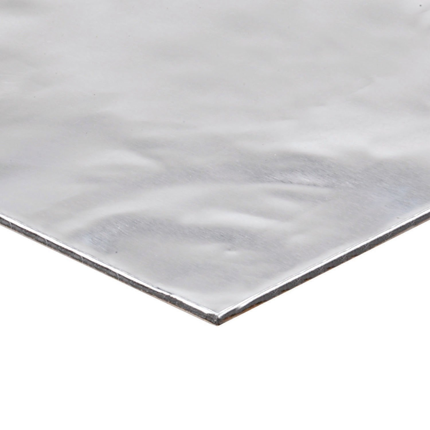 Design Engineering DEI 050204 Boom Mat Sound Damping Material with Adhesive Backing, 12'' x 12.5'' x 2mm (Pack of 8)