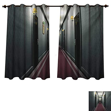 Good RuppertTextile French Blackout Thermal Backed Curtains For Living Room  Fancy Hotel Corridor Building Inside Classic French