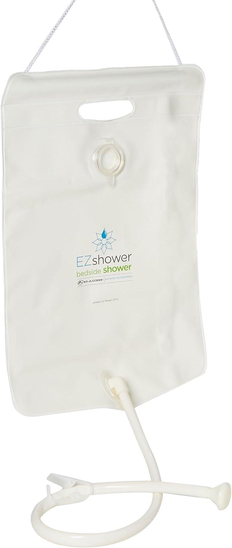 EZ-ACCESS EZ-SHOWER Bedside Shower, 2.5 Gallons: Health & Personal Care