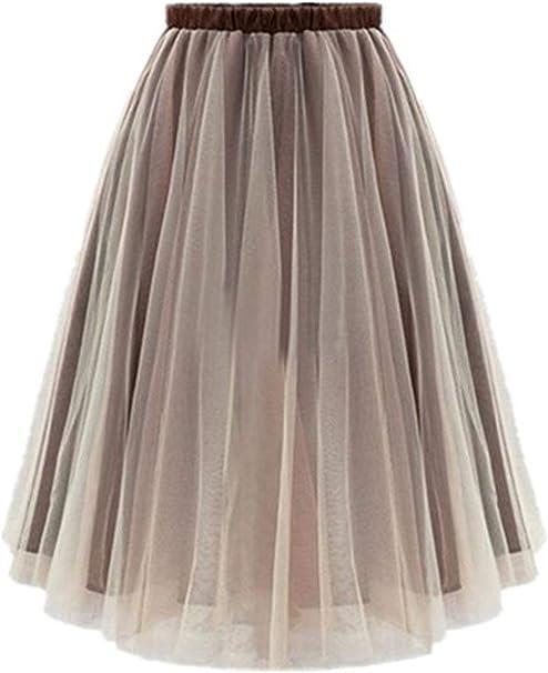 Saoye Fashion Falda De Las Mujeres De Moda Casual Falda Apretada ...
