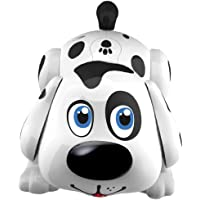Electronic Pet Dog Interactive Puppy - Robot Harry Responds to Touch, Walking, Chasing and Fun Activ