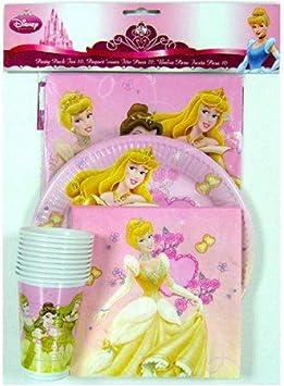 Pack fiesta Princesas Disney: Amazon.es: Juguetes y juegos