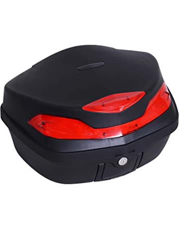 Creative LDF Estuche De Almacenamiento Universal For Casco Superior De Motocicleta Ba/úL For Almacenamiento De Equipaje De Moto