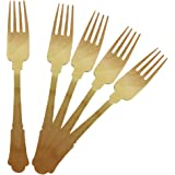 Birchware Elegant - Compostable Wooden Forks - 100/pcs.