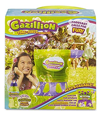 Gazillion Bubble Tornado Toy by Funrise Distribution Company