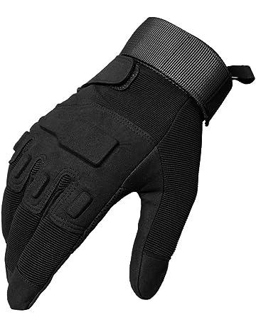 Paintball-//Airsoft-Handschuhe Deniable Ops verst/ärkte R/ückseite mit flexiblem Kunststoff Den-Ops