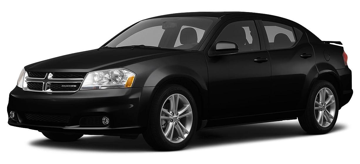 2012 dodge avenger reviews images and specs vehicles. Black Bedroom Furniture Sets. Home Design Ideas