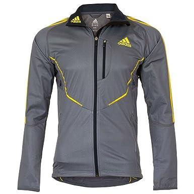 Adidas Herren Kapuze Jacke Anthrazit 34 M34921 Charcoal 34