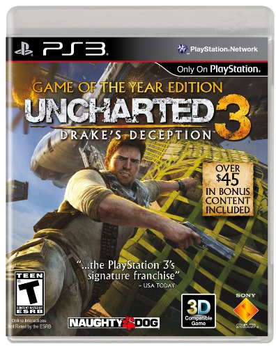 Used, Uncharted 3: Drake's Deception -  Game of the Year for sale  Delivered anywhere in Canada