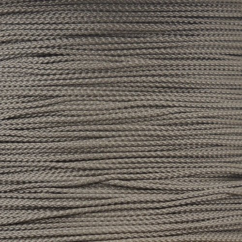 Micro 90 Cord - M90 - Nylon Paracord in Solid Colors - Tensile Strength 90 LBs - Choose from 10, 25, 50, 100, 1000 Foot Sizes by PARACORD PLANET