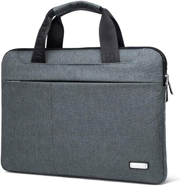 QSJY File Cabinets Laptop Messenger Shoulder Bags with Waterproof Cloth for School//Travel//Women//Men 40x29x4CM Color : Gray, Size : 40x29x4CM