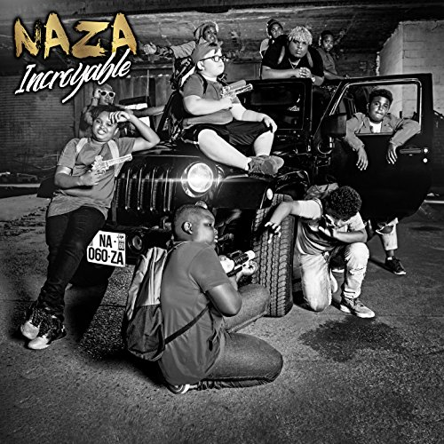 album naza incroyable mp3