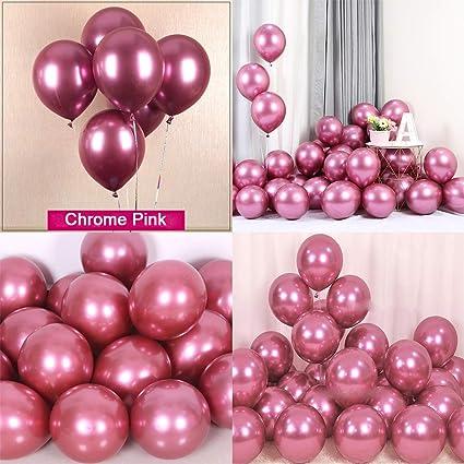 25X LATEX PEARL 12 INCH BALLONS helium BALLOONS Quality Birthday Wedding BALOON