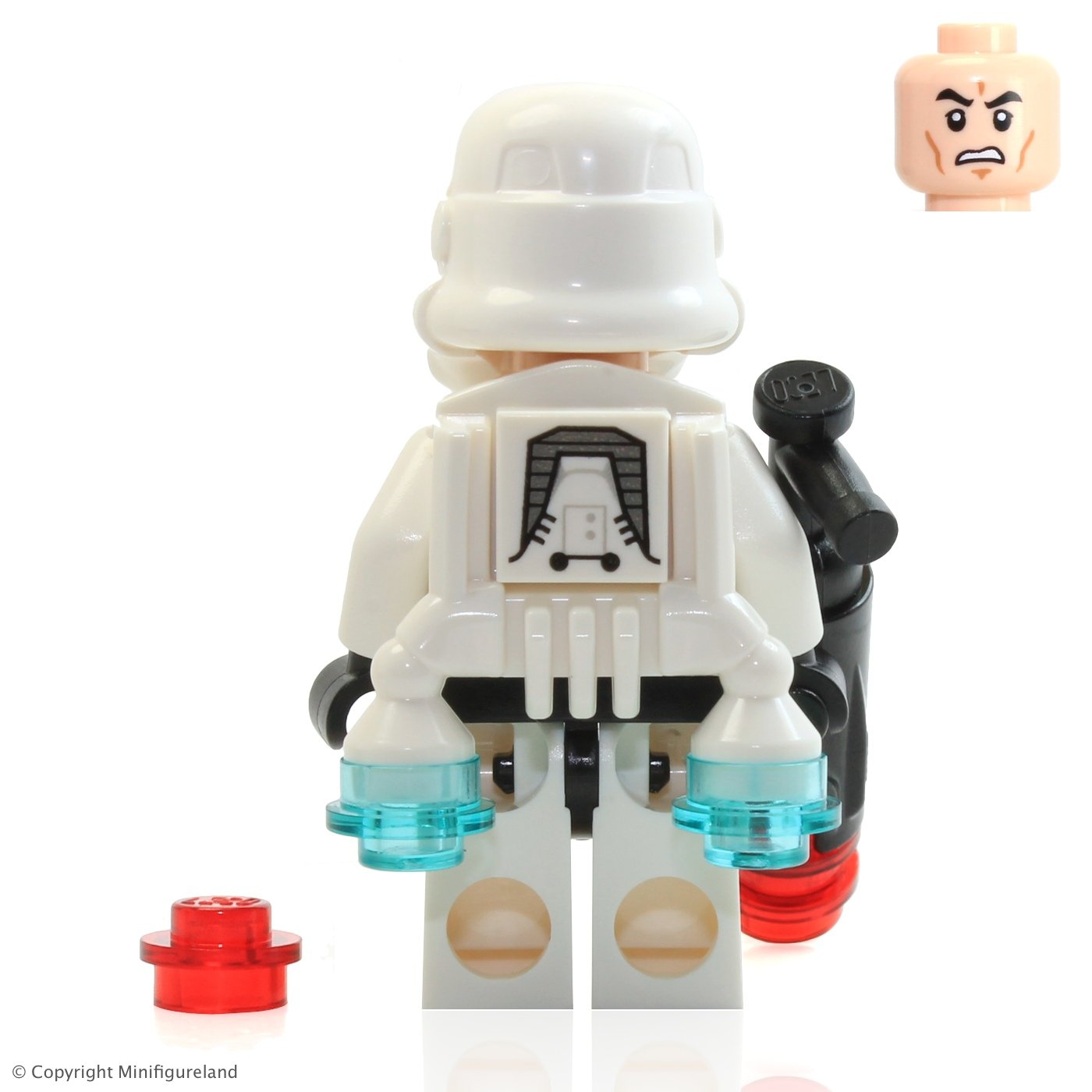 Amazon.com: LEGO Star Wars: Imperial Jump Pack Stormtrooper 2016: Toys & Games