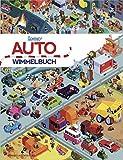 Auto Wimmelbuch: Das große Bilderbuch ab 1 Jahr mit Bagger, Müllauto, Feuerwehr, Polizei, Blaulicht und Tatütata und vielen Fahrzeugen mehr