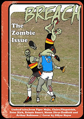Breach - Issue #03: The Zombie - Ford Ronnie