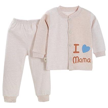 BOZEVON Lindo Animal Impresión Pijamas Set Para Unisexo Niño Minions, Pijama para Niños, rosa