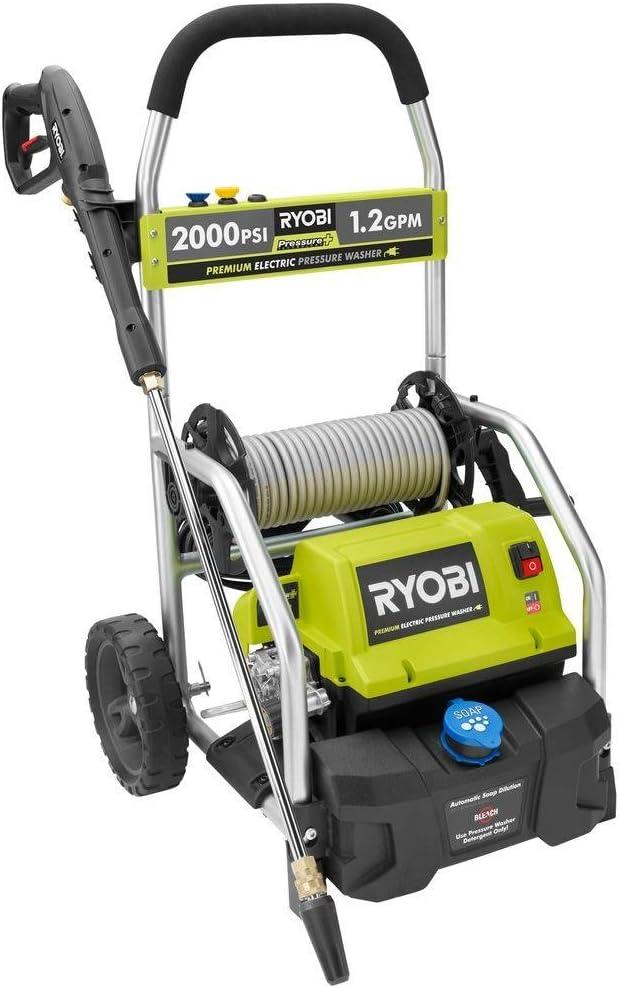 Ryobi RY141900 2.000-PSI 1.2 GPM,
