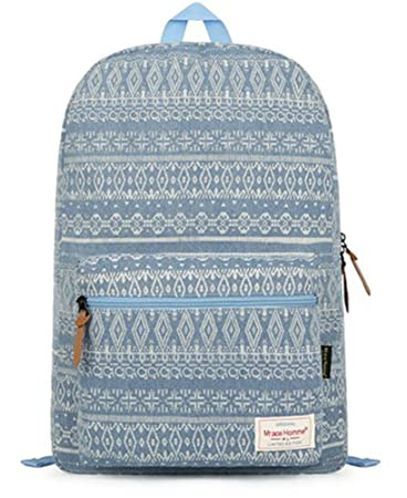 Light Blue Backpacks For Girls | Frog Backpack